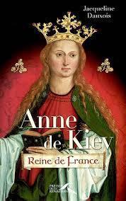 La naissance d'une nouvelle Association sur Marseille et région dénommée Anne de Kiev Reine de France et la première conférence de l'Association