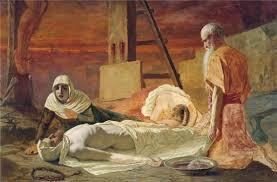 """Prêtre Serge Model : """" Par sa mort, Il a vaincu la mort """" - La Semaine sainte et Pâques dans l'Église orthodoxe"""