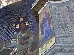 Le patriarche Cyrille consacre la cathédrale de la flotte à Kronstadt
