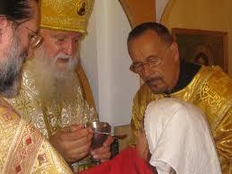 L'archevêque Michel (Donskoff) de Genève (EORHF) celebre ses 70 Ans