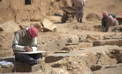 Des archéologues russes étudient  plusieurs anciennes églises chrétiennes en Syrie