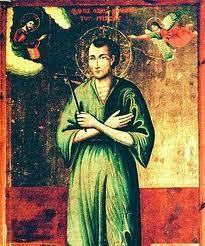 Saint Jean le Russe (1690-1730)