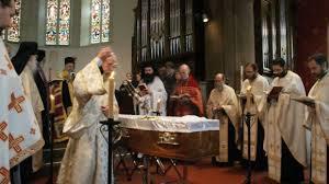 L'archimandrite John d'Ecosse – un deuxième père pour des gens de tous les coins du monde