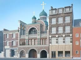 Une église monument  sera construite à Liège à la mémoire des prisonniers de guerre soviétiques