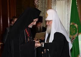 Monseigneur Emmanuel, métropolite de France : « Nous vous respectons grandement et nous vous aimons. Nous reconnaissons le rôle particulier qui est le vôtre dans la vie de l'Eglise orthodoxe »