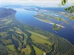 Des rives de la Volga aux rivages de la mer Jaune