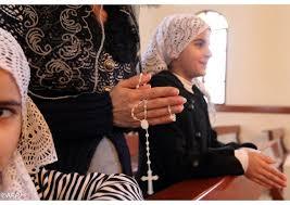 Syrie: Aujourd'hui ces Chrétiens d'Orient nous montrent un chemin sur lequel nous devons les suivre