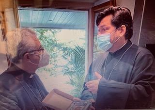 L'archevêque Nestor de Madrid a visité la communauté de Kazan dans la principauté d'Andorre