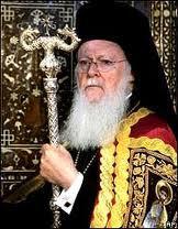 Le patriarche de Constantinople rendra visite en Estonie