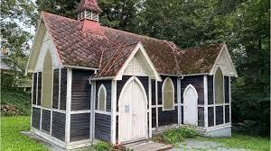 Namur, Belgique: Au bord de la ruine, la chapelle  cherche des fonds pour une restauration