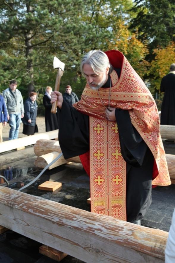 Une nouvelle église orthodoxe sera construite à Hambourg