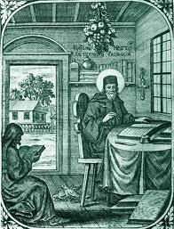 Saint Nestor le Chroniqueur des Grottes de Kiev (1050 - 1114)