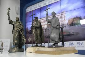 Il est possible qu'un monument au Saint Prince Vladimir soit érigé sur la place Loubianka en 2015