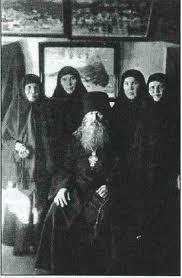 Le couvent de femmes de Pokrov dans les années trente du XX siècle