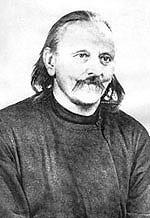 Pere Grégoire Krug: portrait d'un peintre ermite