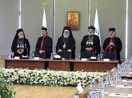 Un bel exemple d'unité: création d'une commission conjointe consultative pour stimuler la coopération entre les Églises antiochiennes et organiser des actions conjointes