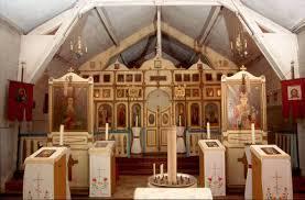 Concélébration autour de St Alexis d'Ugine