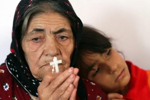 """""""The Economist"""" explique les chrétiens d'Irak et de Syrie"""