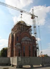Beslan : une église érigée sur le site du massacre de 2004