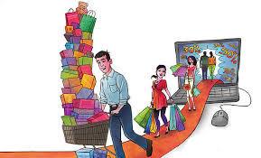 """Quarante Jours de """"shopping"""" (et de jeûne) avant Noël"""