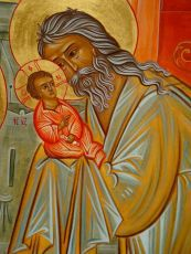 La Sainte Rencontre ou Présentation du Christ au Temple