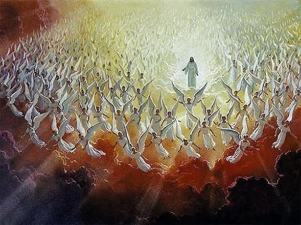 L'Ascension de Notre Seigneur, homélie prononcée par Monseigneur Nestor, évêque de Chersonèse