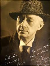 Ivan Bounine, prix Nobel russe de littérature, bientôt Juste parmi les nations ?