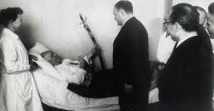 La croix de la grand-mère –  Moscou 1965