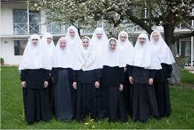 Dix ans de la fondation du premier monastère orthodoxe  pour femmes en Allemagne (EORHF)