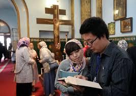 Chrétiens de Chine