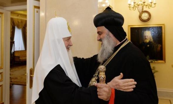 Patriarche Ignace Ephrem II: l'Église orthodoxe russe est un repère pour nous