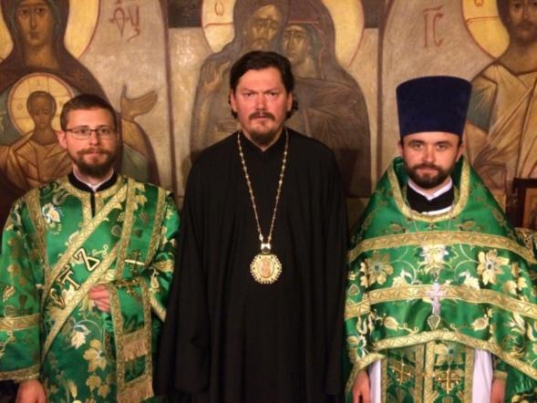 Eglise cathédrale des Trois Docteurs, Dimanche des Rameaux