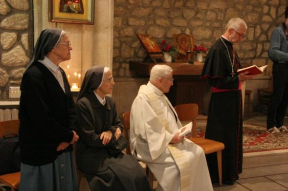 Une nouvelle église, don de la communauté catholique, a  été consacrée en France  non loin de Bordeaux