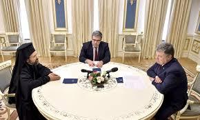 UKRAINE: QUAND POLITIQUE ET RELIGION S'EMMÊLLENT