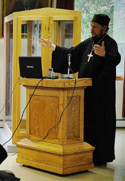 """""""Grand et Saint Concile  de Crète"""" - Conférence donnée lors de la retraite du clergé du diocèse américain de l'est de l'Eglise Orthodoxe Russe à l'Etranger"""