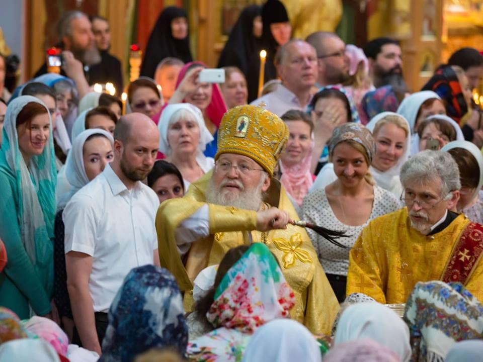 À Munich, a été consacrée une église dédicacée aux victimes de la foi dans la période soviétique