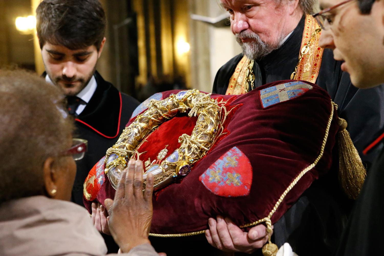 La couronne d'épines du Sauveur