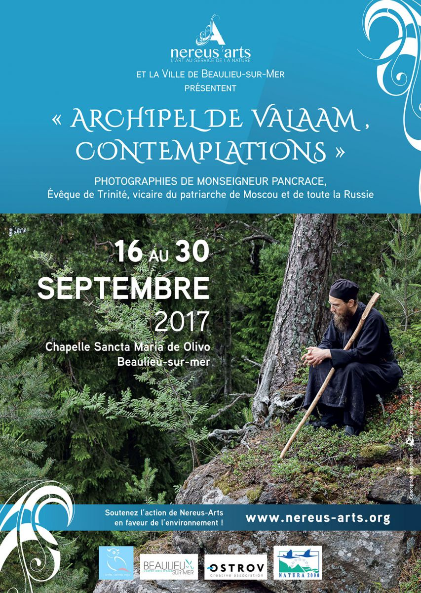 """ARCHIPEL DE VALAAM, CONTEMPLATIONS"" - Photographies de Monseigneur Pancrace..."