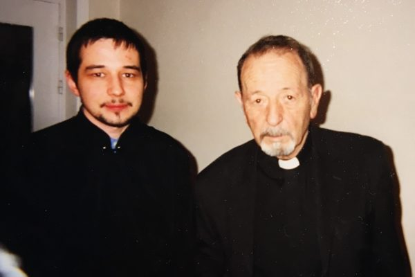 Un témoin de son temps. A la mémoire de l'archiprêtre Nicolas Lossky
