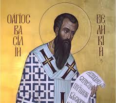 Saint Basile le Grand et Circoncision de notre Seigneur Jésus Christ