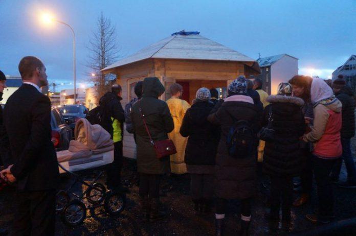 Une première chapelle orthodoxe a été consacrée en Islande