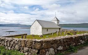 Un office orthodoxe a été célébré dans la plus ancienne église des îles Féroé