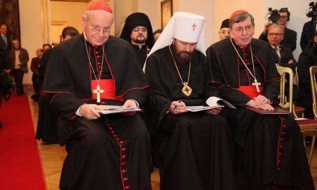 COOPÉRATION ENTRE ORTHODOXES ET CATHOLIQUES POUR LES CHRÉTIENS D'ORIENT: BILAN DEUX ANS APRÈS LA RENCONTRE DE LA HAVANE