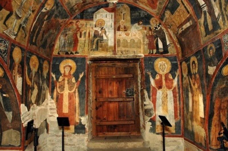 Bulgarie: Église de Boyana - Xe siècle, un chef d'œuvre de la peinture médiévale bulgare