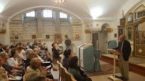 Portes Ouvertes à l'Eglise orthodoxe russe de Lyon
