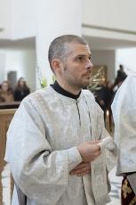 François Esperet a été ordonné diacre pour le Séminaire orthodoxe  d'Epinay s/Senart