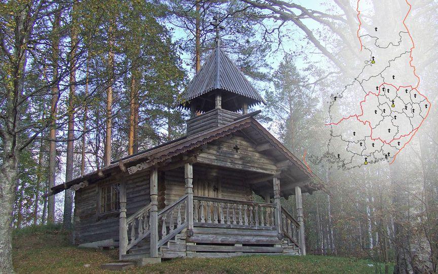 L'Église orthodoxe finlandaise a planifié une importante réforme de ses paroisses