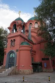 L'église orthodoxe de Harbin ouvre à nouveau!