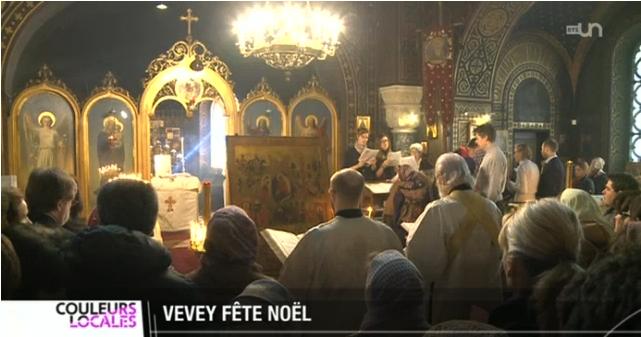 L'église Sainte-Barbara de Vevey tombe en morceaux.... Discrètement, mais littéralement