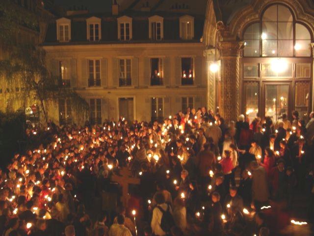 NOSTALGIE: PÂQUES À PARIS 30 ANS APRÈS